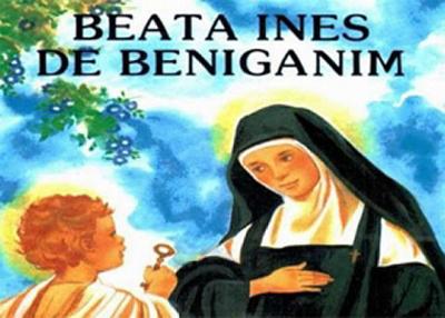 Libro eBook Beata Inés de Beniganim