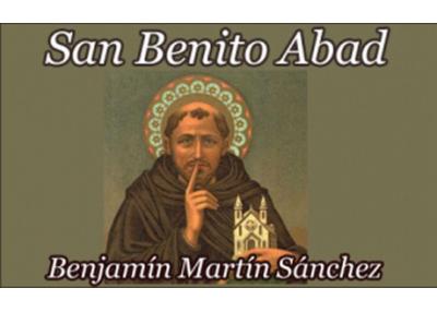 Libro eBook San Benito de Nursia (Ilustrado)