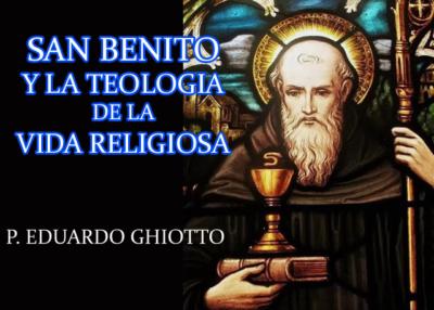 Libro eBook San Benito y La Teología de La Vida Religiosa