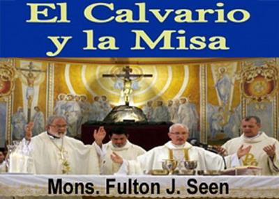 Libro eBook El Calvario y la Misa