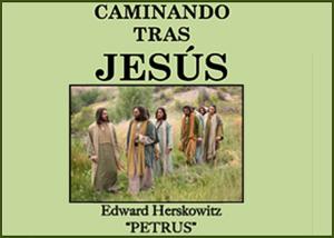 Libro eBook Caminando tras Jesús