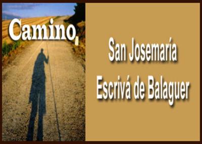 Libro eBook Camino San Josemaría Escrivá de Balaguer