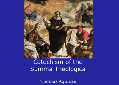 Book eBook Catechism of the Summa Theologica