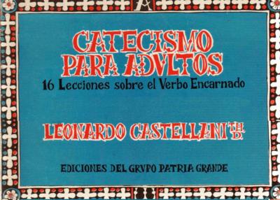 Libro eBooks Catecismo para adultos