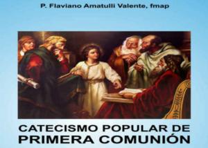 Libro eBook Catecismo Popular de Primera Comunión