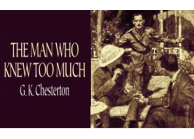 Book eBook The Man Who Knew Too Much