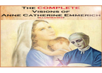 Book eBook The Complete Visions of Anne Catherine Emmerich
