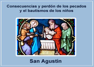 Libro eBook Consecuencias y perdón de los pecados y el bautismos de los niños