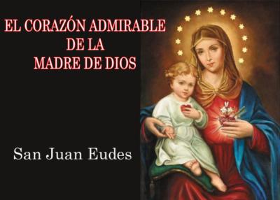 Libro eBook El Corazón Admirable de la Madre de Dios