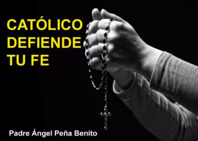 Libro eBook Católico defiende tu fe