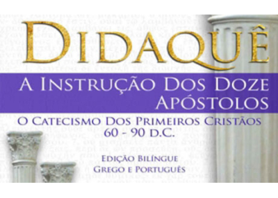 Libro eBook DIDAQUÊ - SÉRIE PATRÍSTICA