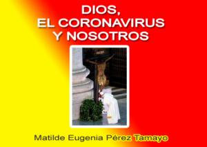 Libro eBook Dios, el coronavirus y nosotros