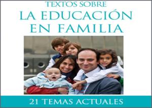 Libro eBook La educación en familia