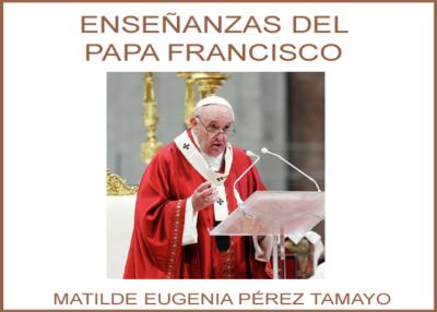 Libro eBook Enseñanzas del papa Francisco