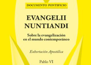 Libro eBook Exhortación apostólica Evangelii Nuntiandi