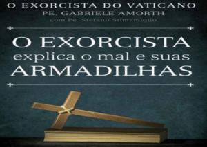 Livro eBook O exorcista explica o mal e suas armadilhas