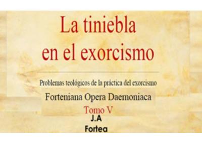 Libro eBook La tiniebla en el exorcismo