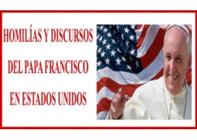 Libro eBook Homilías y Discursos del papa Francisco en Estados Unidos
