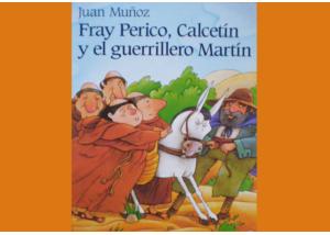Libro eBook Fray Perico, Calcetín y el guerrillero Martín