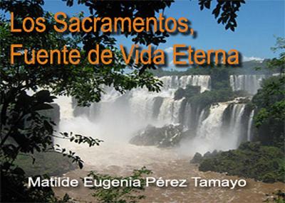 Libro eBook Los Sacramentos, Fuente de Vida Eterna