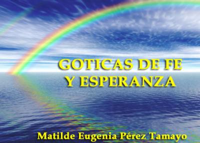 Libro eBook Goticas de fe y esperanza