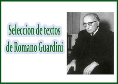 Libro eBook Selección de textos de Romano Guardini