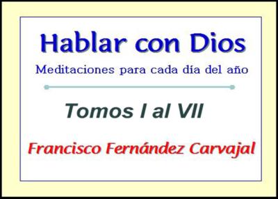 Libro eBook Hablar con Dios Tomos I al VII