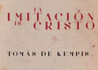 Libro eBook La Imitación de Cristo