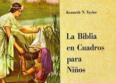 Libro eBook PDF La Biblia en Cuadros para Niños