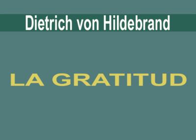 Libro eBook La gratitud