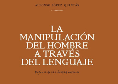 Libro eBook La manipulación del hombre a través del lenguaje