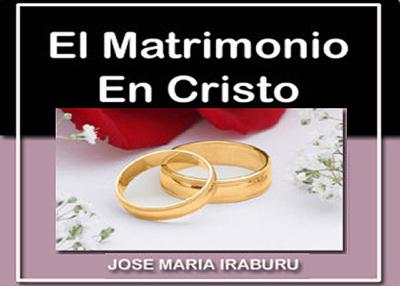 Libro eBook El matrimonio en Cristo