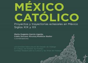 Libro eBook México católico Proyectos y trayectorias eclesiales