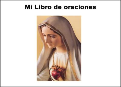 Libro eBook PDF Mi Libro de oraciones