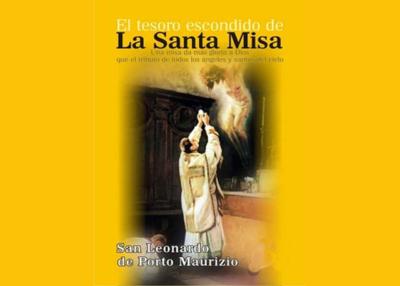 Libro eBook El Tesoro escondido de la Santa Misa