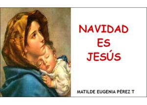 Libro eBook PDF Navidad es Jesús