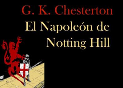 Libro eBook El Napoleón de Notting Hill