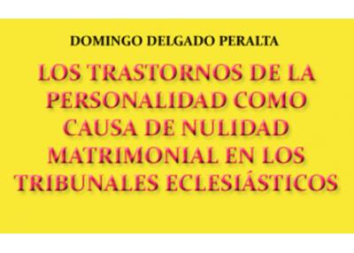 Libro eBook Los trastornos de la personalidad como causa de nulidad matrimonial