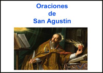 Libro eBook Oraciones de san Agustín
