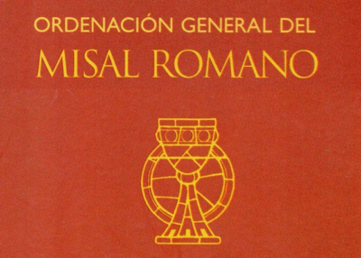 Libro eBook Ordenación general del Misal Romano