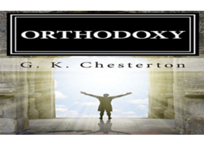 Book eBook Orthodoxy