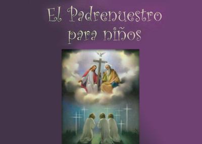 Libro eBook PDF El Padre Nuestro para Niños
