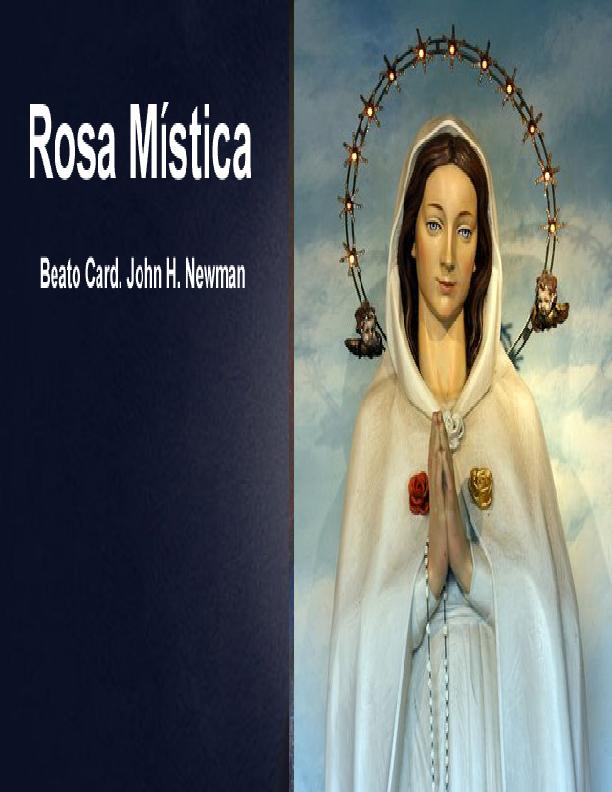 Rosa Mistica - Beato Card. John H. Newman.pdf