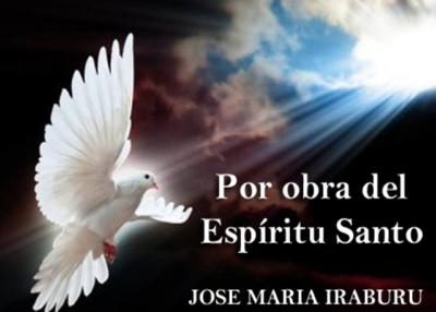 Libro eBook Por obra del Espíritu Santo