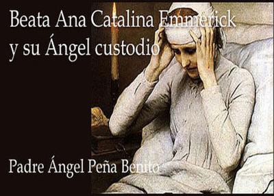 Libro eBook Beata Ana Catalina Emmerick y su Ángel custodio