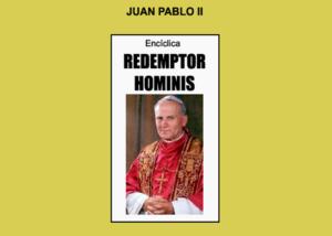 Libro eBook Carta Enciclica Redemptor Hominis