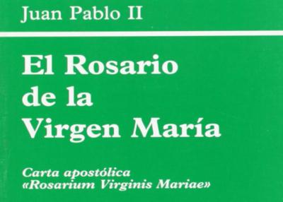 Libro eBook Carta Apostolica Rosarium Virginis Mariae