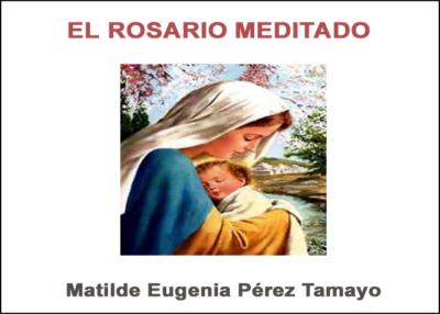 Libro eBook El Santo Rosario Meditado
