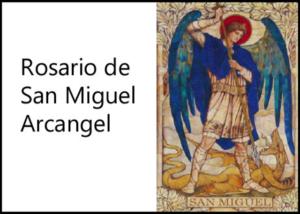 Libro eBook PDF Rosario de San Miguel Arcangel