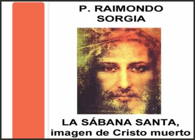 Libro eBook La Sábana Santa, imagen de Cristo muerto